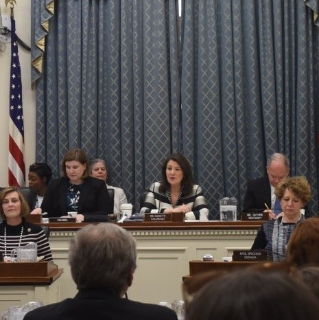 DeGette holds an oversight hearing in the Energy and Commerce Committee